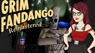 Grim Fandango [Remastered, PC version] Review