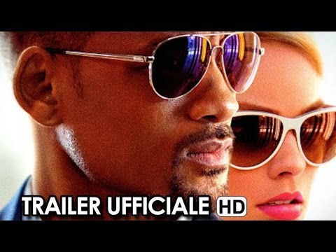 Focus - Niente è come sembra Trailer Ufficiale Italiano (2015) - Will Smith, Margot Robbie HD
