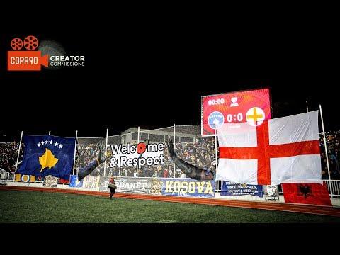 Kosovo - England: More Than A Football Game