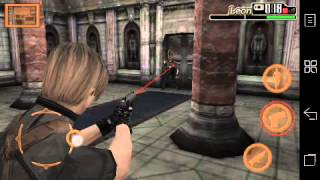 Resident Evil 4 Android Mission 9:Dual Gatekeepers