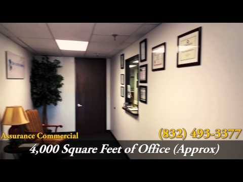 Houston Office Space: Assurance Commercial