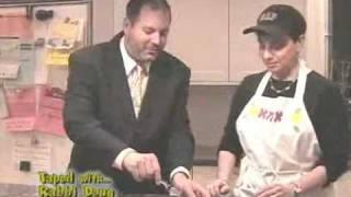 Sharon Matten's Passover Desserts On Taped With Rabbi Doug