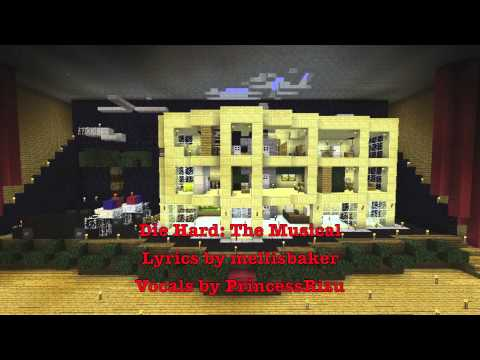 Minecraft AWESOME! Christmas: Die Hard the Musical Songs