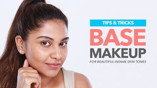 Everyday Makeup Tutorial For Indian Skin | Foundation Routine 2019