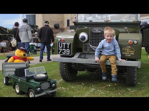 Creating Landy: A children's book based on a Series 1 Land Rover streaming vf