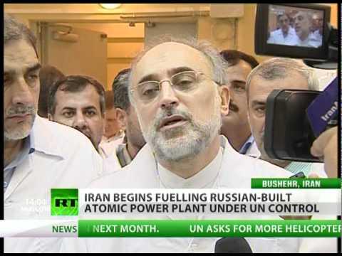 Gimme Fuel: Bushehr powers up as UN keeps a close eye