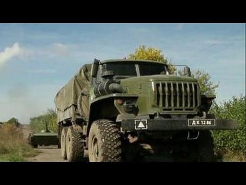 Eric Shawn reports: Defending Ukraine