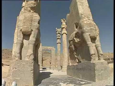 پرسپولیس تخت جمشید ایران باستان  Perspolis in Iran