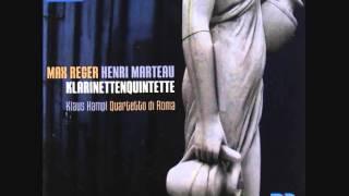 Henri Marteau (1874-1934) - Klarinettenquintett, Op.13 (1908) - 2008