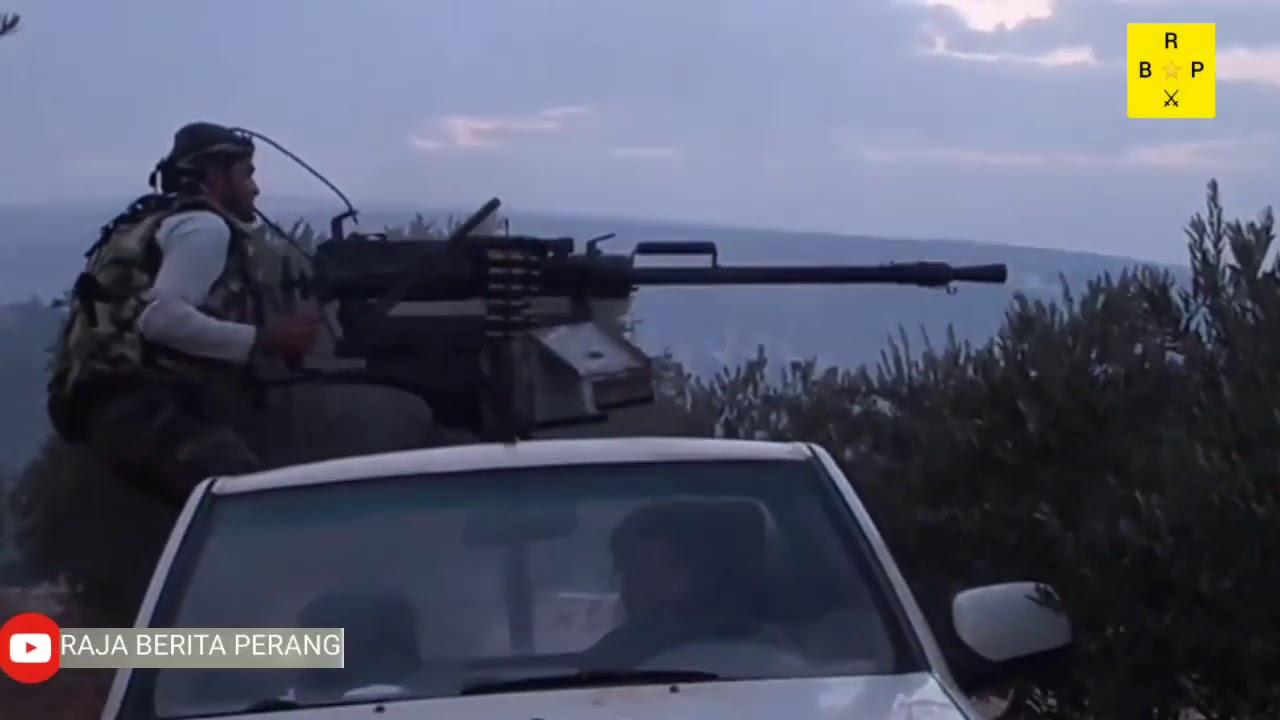 Download perang pasukan mujahidin tahrir sham vs militer rusia di aleppo suriah