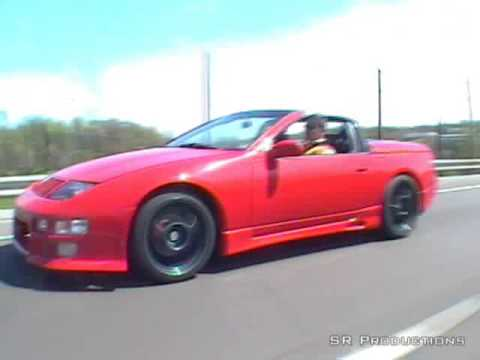 546 RWHP 300ZX Tuned by Ash-Spec Performance & Tuning