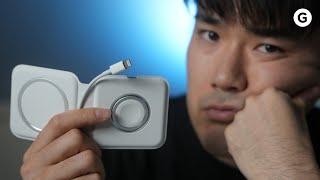 Lightningに親を殺された男・綱藤が語る「MagSafe デュアル充電器」