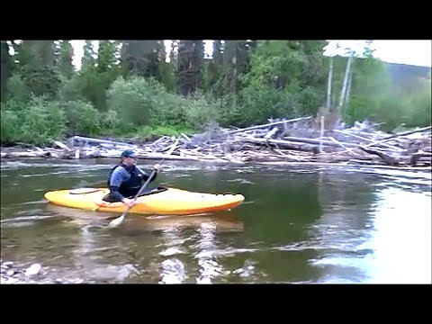 Floating the Upper Chena River