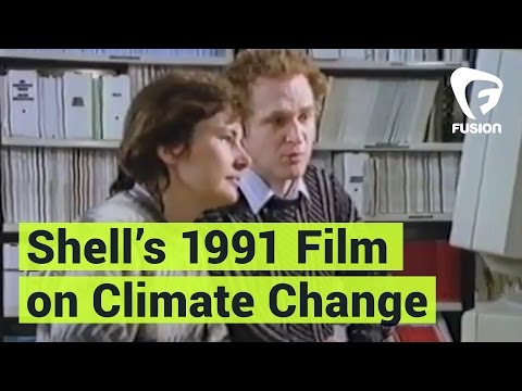 Shell Knew About Climate Change Dangers in 1991