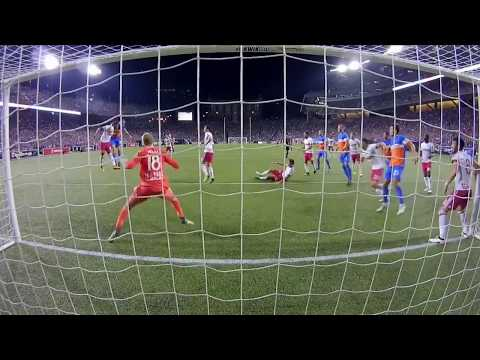 Lamar Hunt U.S. Open Cup: FC Cincinnati vs. New York Red Bulls: Austin Berry Goal - Aug. 15, 2017
