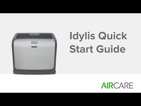 Idylis Quick Start Guide