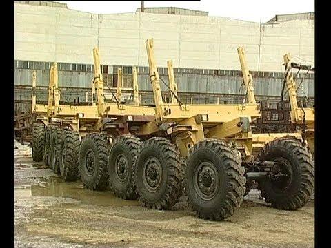 Тавда. Механический завод, 2001 год