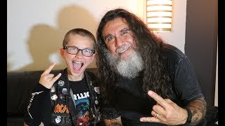 tom Araya interview