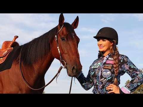 OTTB MAKEOVER DAY 2 WITH COWBOY SWAGGER!!