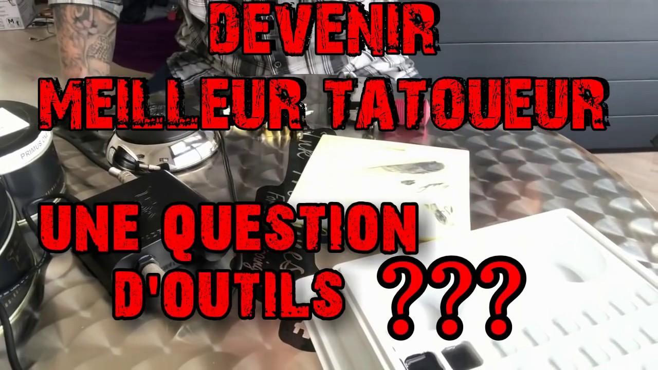 Presentation Kit De Tatouage Debutant Devilish Tattoo By Devilishtattoo
