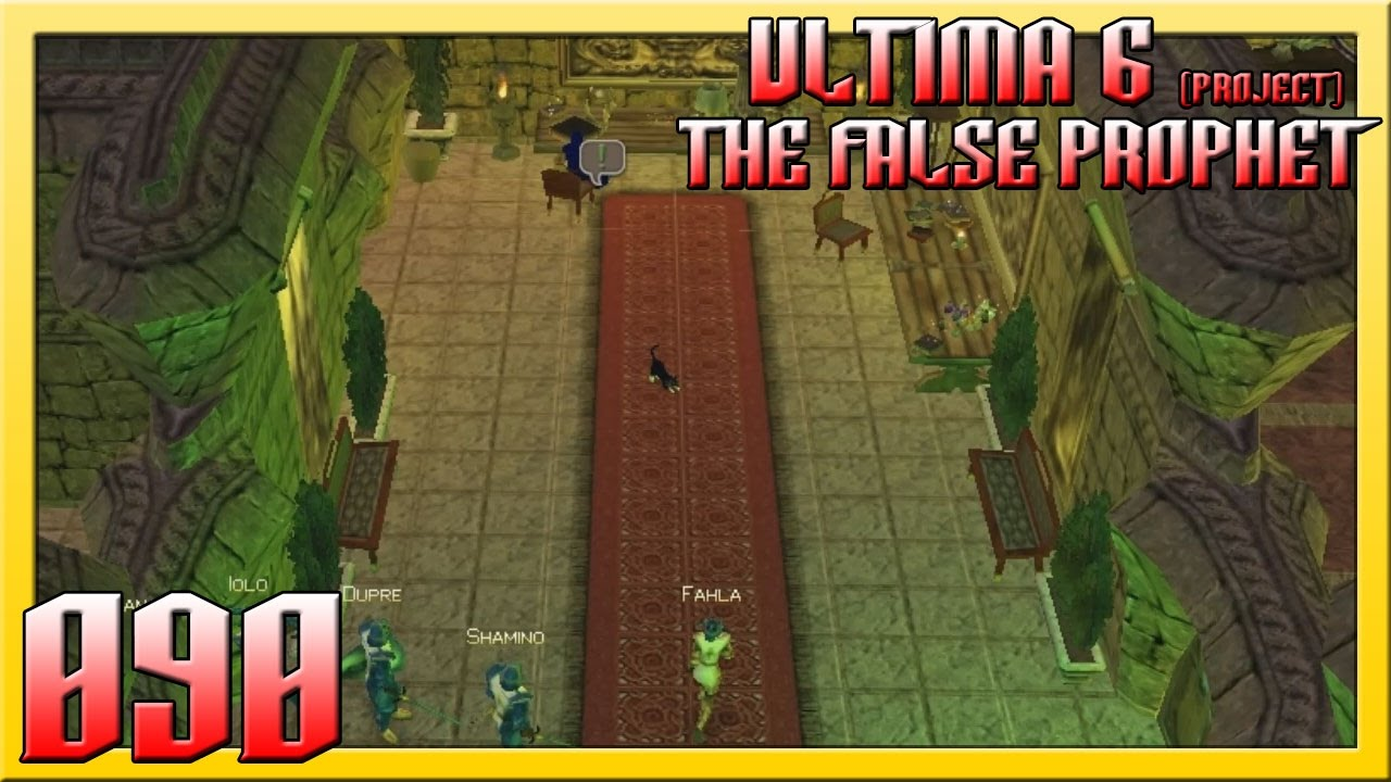 The Ultima 6 Project Walkthrough