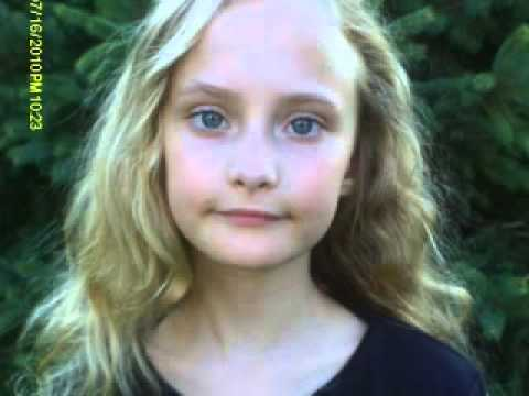 alyssa child model