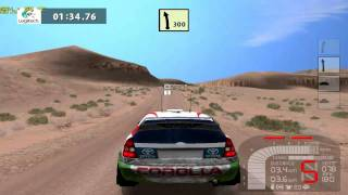 Richard Burns Rally PC Gameplay e5300 @3.6GHz ATi 5770