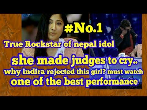 Kathmandu audition, one of the best performance-Kathmandu audition,judges cried