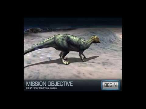 Dino Hunter: Deadly Shores - Hadrosaurus [Region 7]