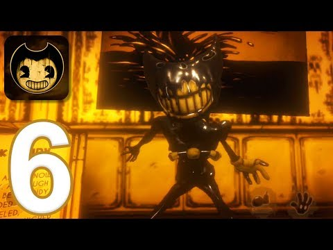 Bendy And The Ink Machine Mobile - Gameplay Walkthrough Part 6 - Chapter ?: Archives (iOS, Android)