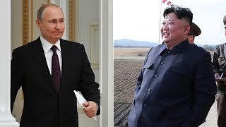 Kim Jong-un arrives to Vladivostok for upcoming summit with Putin
