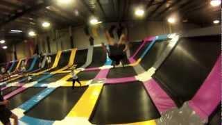 bounce inc 2012 insane trampoline park
