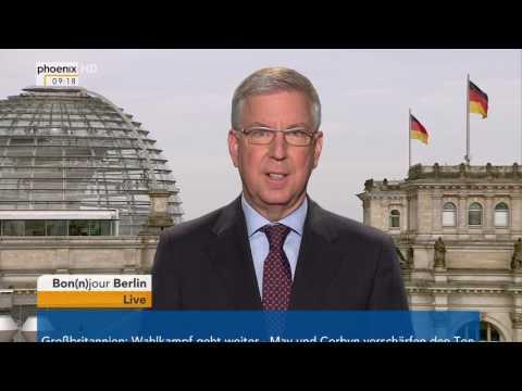 Bon(n)jour Berlin: Peter Carstens zum Abzug der Bundeswehr aus Incirlik