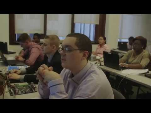 Year Up Boston Career Tracks: Information Technology & Financial Operations