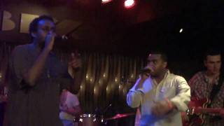 Afrob - Opening & Wat Is Los (Live @ BIX Jazz Club 03.07.2010)