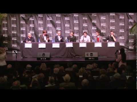 "SBIFF 2013 - ""Directors on Directing"" Panel"