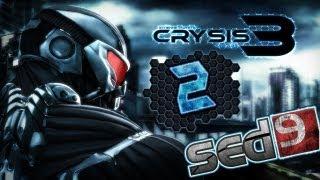 Crysis 3 #2 Нано костюм стал еще полезнее и удобнее