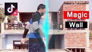Is video me maine bataya hai ki tik tok tutorial and how to edit magic wall in you watch this kinemaster hindi aur ye...
