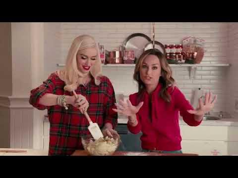 Gwen Stefani and Giada De Laurentis In the Kitchen, December 11, 2017