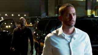 """L'ultima corsa di Paul Walker in """"Fast & Furious 7"""""""