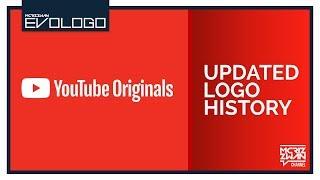 YouTube Originals (YouTube Red Originals) Updated Logo History | Evologo [Evolution of Logo]