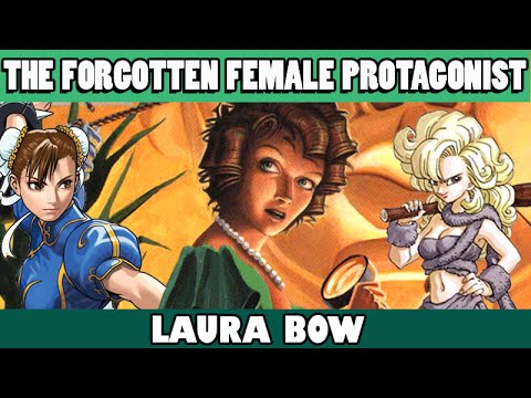 Strong Women in Video Games