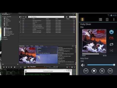 MusicBee RC (Android Remote Control for MusicBee)