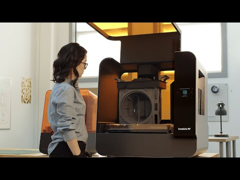 Introducing the Form 3 and Form 3L: Powered by Low Force Stereolithography