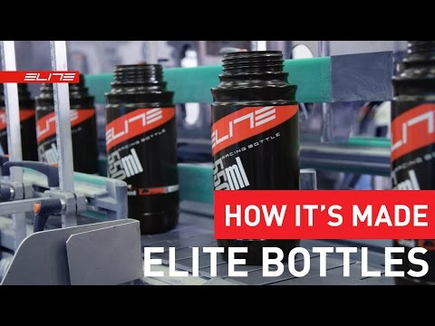 How it's made - Elite Bottles