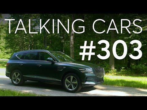 2021 Genesis GV80 Test Results; EV Danger in Standing Water; Comfort Pet Peeves | Talking Cars #303
