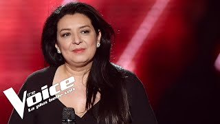 Clare Maguire (Elizabeth Taylor) | Assia | The Voice France 2018 | Blind Audition