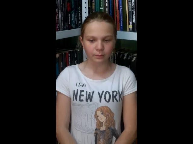 Изображение предпросмотра прочтения – АделинаГабидулина читает произведение «Рассказ танкиста» А.Т.Твардовского