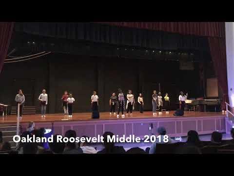 #RooseveltMiddleSchool Oakland