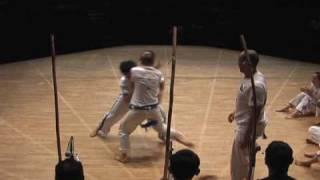 Corridos Capoeira Regional com Mestre Itabuna Grupo de Capoeira Lagoa do Abaeté 2008 Japan